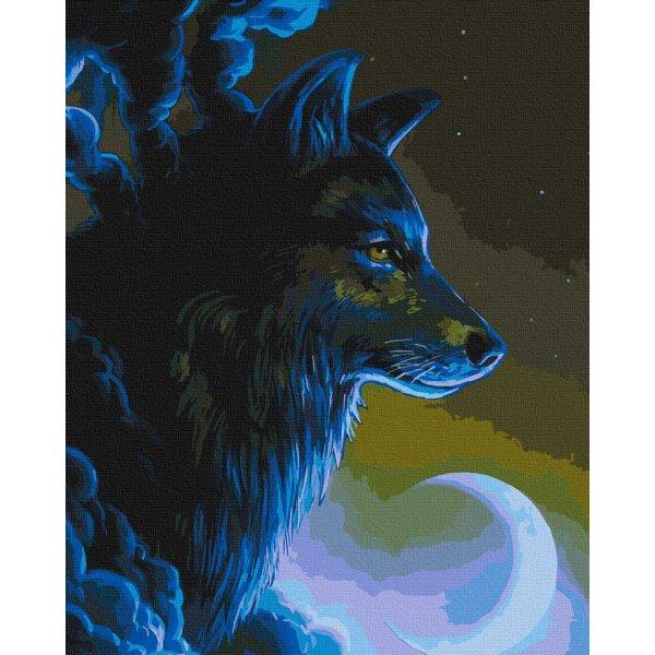 "Картина по номерам. Art Craft ""Дух ночи"" 40*50 см 11621-AC"