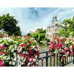 "Картина по номерам. Brushme "" Амстердам GX21698"