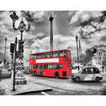 "Картина по номерам. Brushme ""Лондонский автобус"" GX8246"