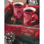 """Картина по номерам. Art Craft """"Рождественский кофе"""" 40*50 см 12133-AC"""