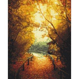 """Картина по номерам. Art Craft """"Теплая осень"""" 40*50 см 10540-AC"""
