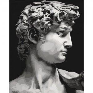 "Картина по номерам ""Давид. Микеланджело"" ★★★"