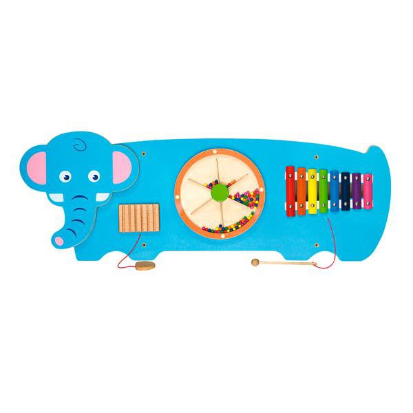 Бизиборд Viga Toys Слоник (50472FSC)