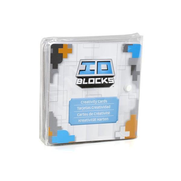 Конструктор с дополненной 3d реальностью Guidecraft IO Blocks, 500 деталей (G9605)