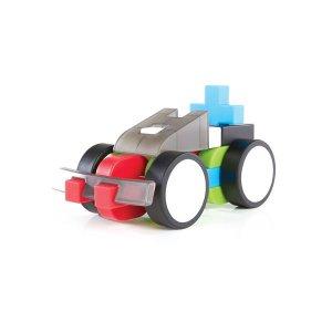 Конструктор Guidecraft IO Blocks Транспорт, 96 деталей (G9606)
