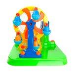 Конструктор Edu-Toys Колесо обозрения с инструментами (JS025)