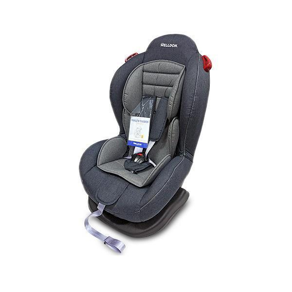 Автокресло Welldon Smart Sport (графитовый/серый) BS02N-S95-001