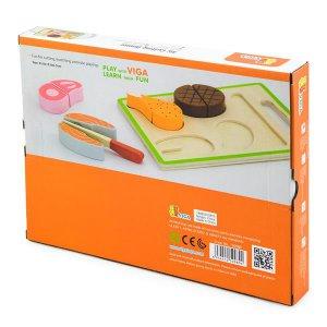 Игрушечные продукты Viga Toys Пикник (50980)