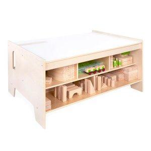 Стол для игрового набора Guidecraft Block Science Дорога (G2400)