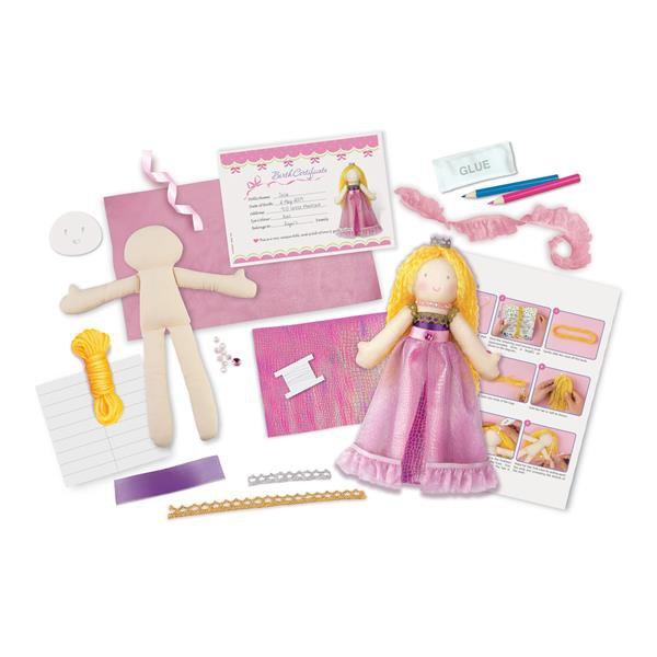 Набір для творчості 4M Лялька-принцеса (00-02746)