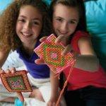 Набор для творчества 4M Вышивание крестиком (00-02749)