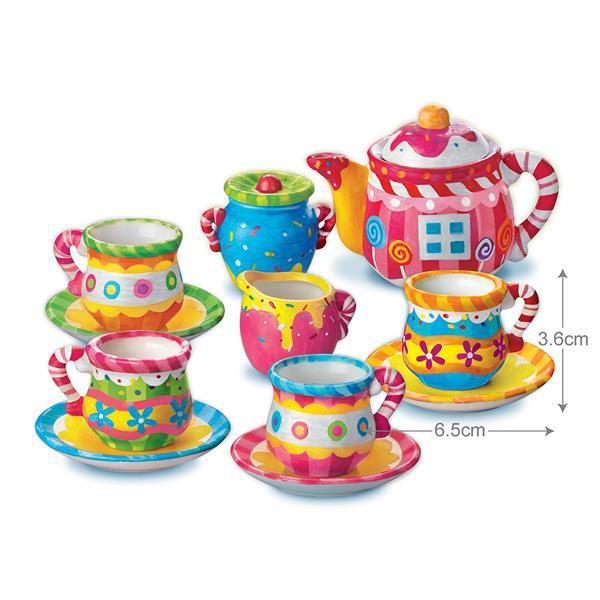 Набор для творчества 4M Чайный сервиз (00-04541)