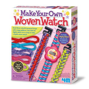 Набор для творчества 4M Наручные часы (00-04680)