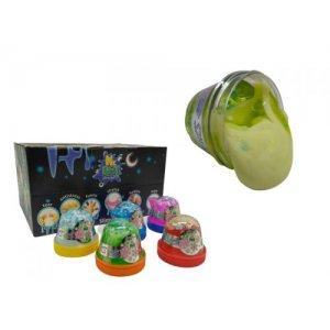 """Лизун-антистресс """"Mr. Boo: Smoky-Slime Ice"""", 80 г"""