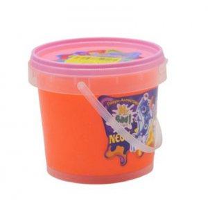 "Лизун-антистресс ""Mr. Boo: Neon"", 500 г (оранжевый)"
