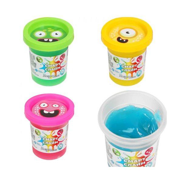 """Лизун-мялка """"Smart Slime"""""""
