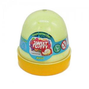 "Лизун-антистресс ""Sweet fluffy: Дыня"" 120 мл"