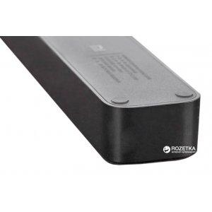 Удлинитель Xiaomi Mi Power Strip 3 Sockets/3 USB ports Black