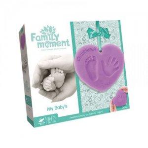 """Набор для отпечатка ручки и ножки """"Family Moment"""", FMM-01-01U (укр)"""