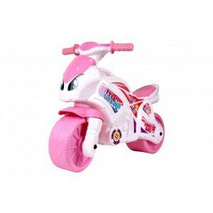 Мотоцикл розовый