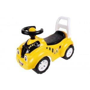 Автомобиль для прогулок Пчелка, со спинкой