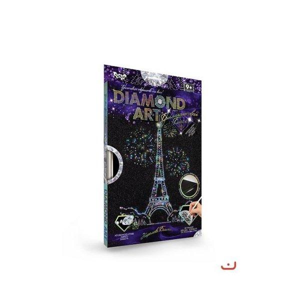 """Набор для креативного творчества """"DIAMOND ART"""", """"Эйфелева башня"""""""