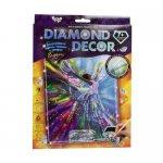 """Набор для творчества """"Diamond Decor: Балерина"""""""
