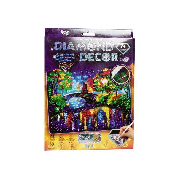 """Набор для творчества """"Diamond Decor: Рандеву"""""""