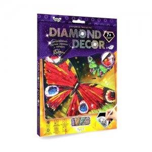 """Набор для творчества """"Diamond Decor: Бабочка"""""""