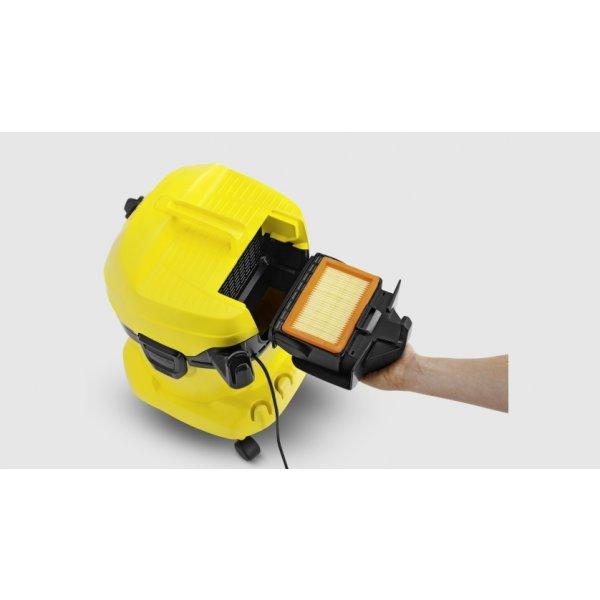 Хозяйственный пылесос Karcher WD 4 (1.348-111.0)