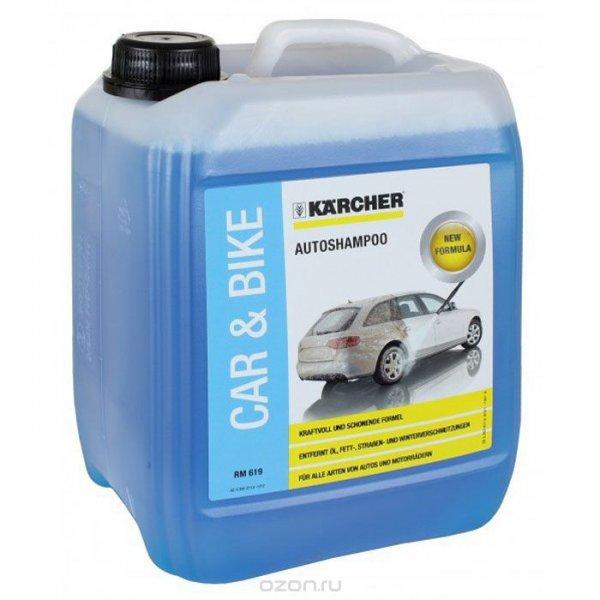 Автошампунь Karcher 5л (6.295-360.0)