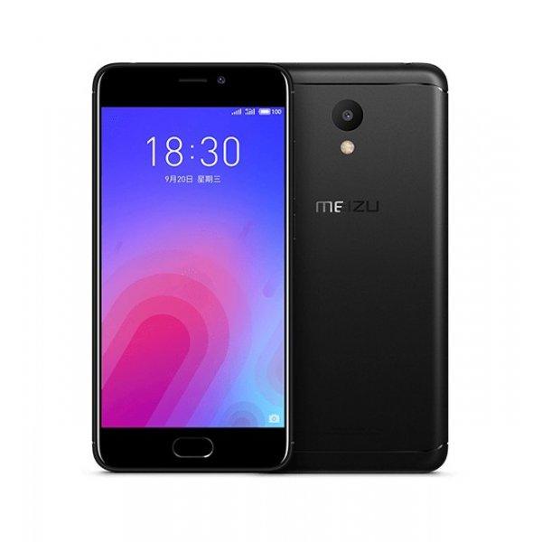Смартфон Meizu M6 2/16GB Black