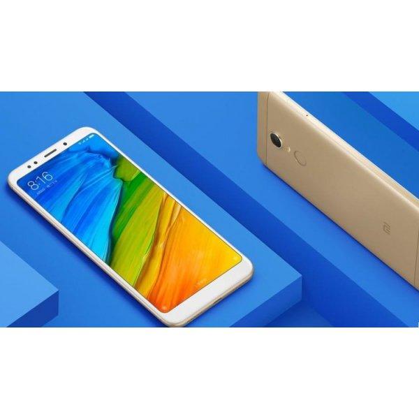 Смартфон Xiaomi Redmi 5 Plus 4/64GB Gold with logo