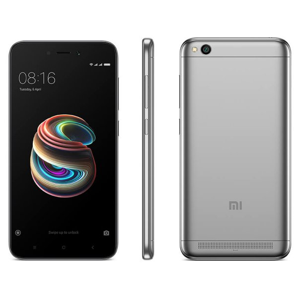 Смартфон Xiaomi Redmi 5A 2/16GB Grey (Global)