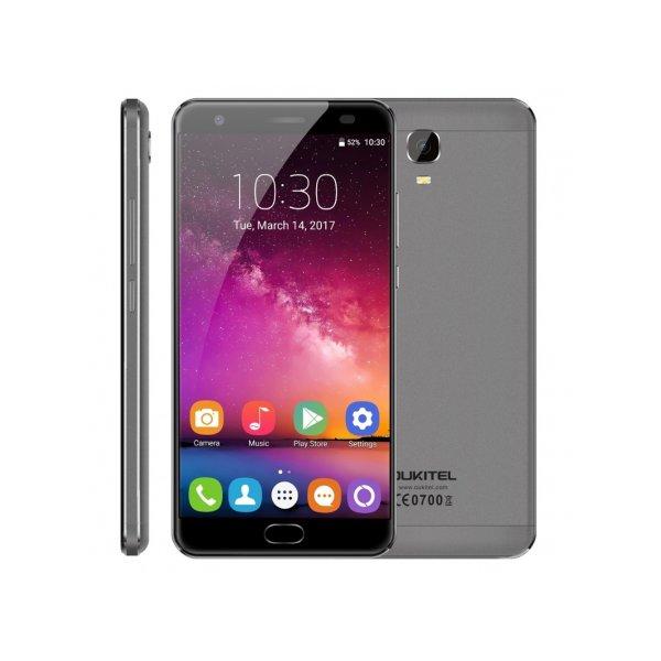 Смартфон Oukitel K6000 Plus Gray