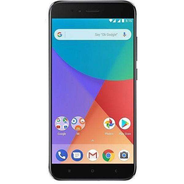 Смартфон Xiaomi Mi A1 4/64GB Black (Global)