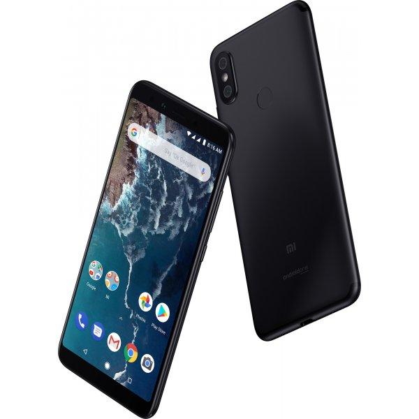 Смартфон Xiaomi Mi A2 6/128GB Black (Global)