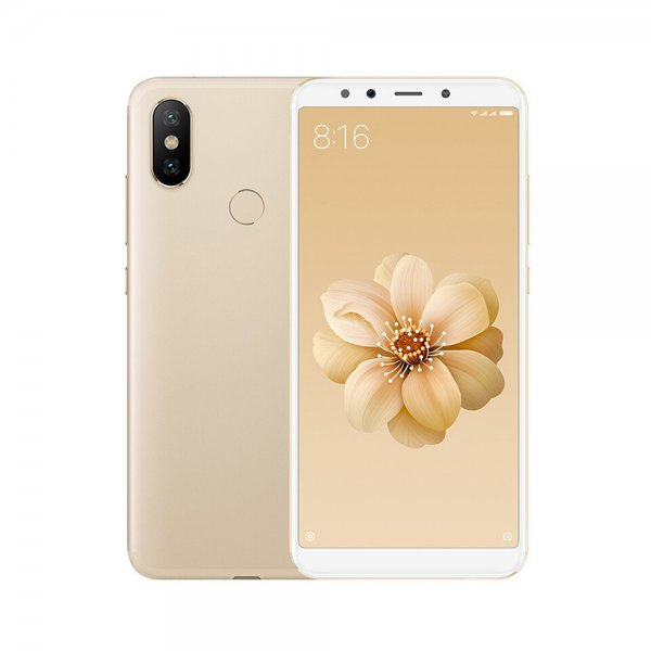 Смартфон Xiaomi Mi A2 4/64GB Gold (Global)