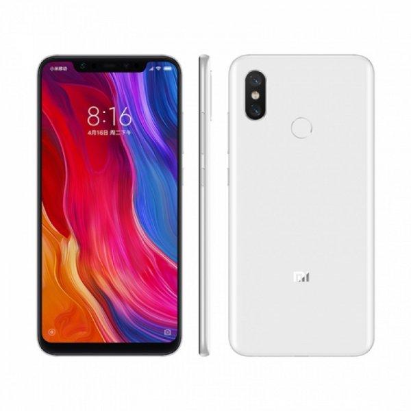 Смартфон Xiaomi Mi 8 6/64GB White