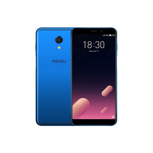 Meizu M6s 3/64GB Blue (Global)