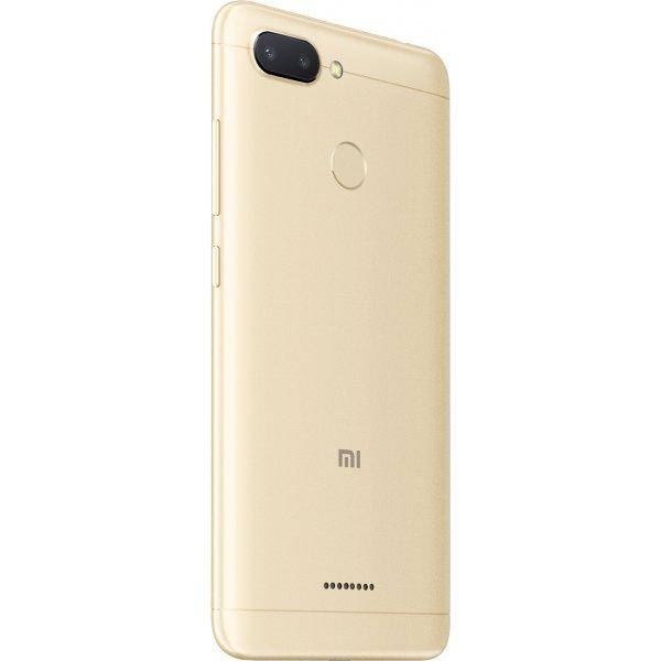 Смартфон Xiaomi Redmi 6 3/64GB Gold (Global)