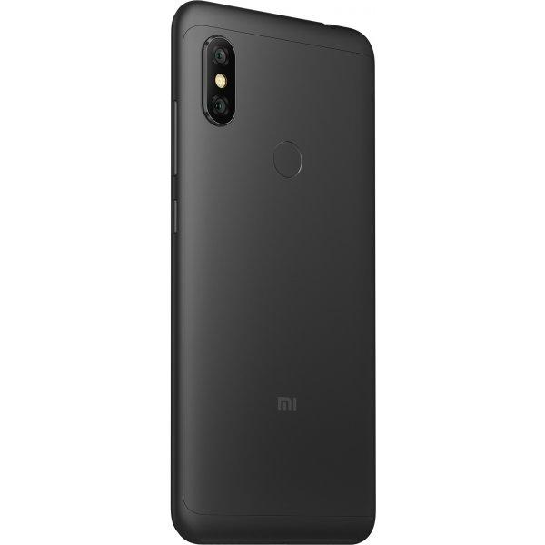 Смартфон Xiaomi Redmi Note 6 Pro 4 / 64GB чорний (глобальний)
