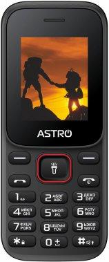Смартфон Astro A144 Black/Red