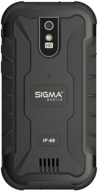 Смартфон Sigma mobile X-treme PQ20 Black