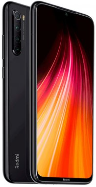 Смартфон Xiaomi Redmi Note 8 64Gb/4Gb Black (Global)