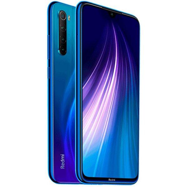 Смартфон Xiaomi Redmi Note 8 4/64Gb Blue (Global)