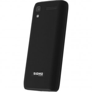 Смартфон Sigma mobile X-style 34NRG Black