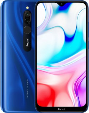 Смартфон Xiaomi Redmi 8 3/32GB Blue (Global)