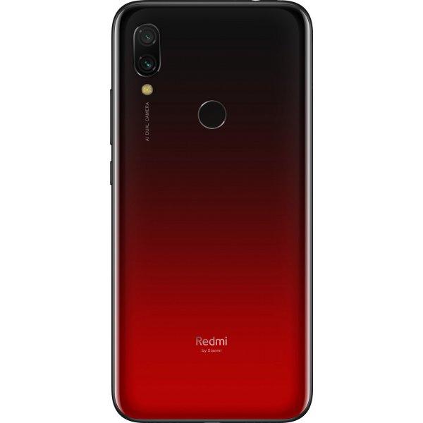 Смартфон Xiaomi Redmi 7 3/32GB Lunar Red (Global)