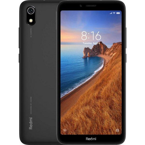Смартфон Xiaomi Redmi 7A 2/32 GB Matte Black (Global)
